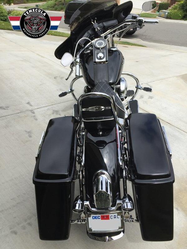 Harley Davidson Deluxe >> Custom 2006 Harley Davidson FLSTN – Softail Deluxe / Jezebel