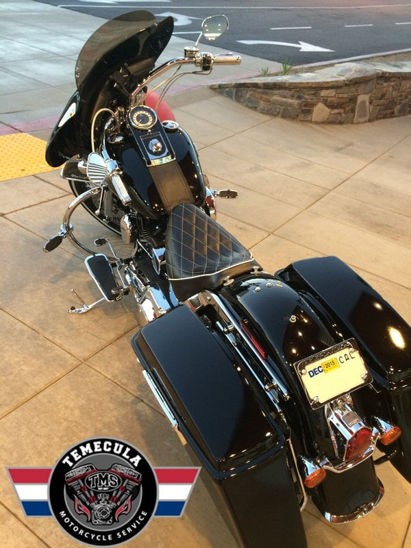 custom 2006 harley davidson flstn softail deluxe jezebel. Black Bedroom Furniture Sets. Home Design Ideas