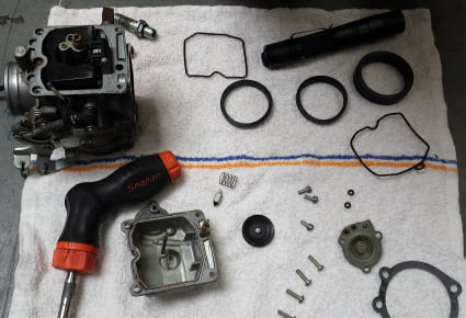 harley carburetor rebuilds